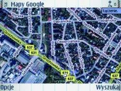 Zgubiłeś się? To nic, z Google Maps Mobile w kilka chwil dowiesz się, gdzie jesteś.