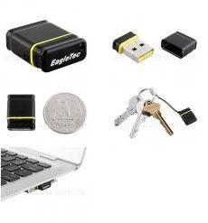 EagleTec Nano - pendrive o wielkości wtyczki USB i wadze 3 gramów