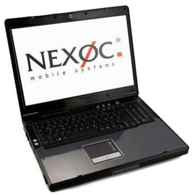 Nexoc Odin E806 - 17-calowe monstrum z Core i7 oraz kartą GeForce GTX 280M