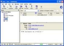 Program pocztowy oferuje zaawansowane filtrowanie wiadomości