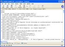 Composer - edytor HTML