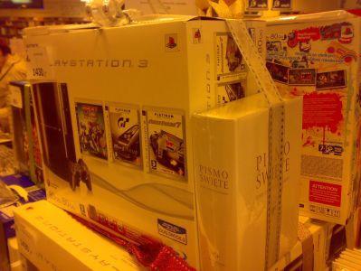 Empik: Playstation 3 i Pismo Święte w zestawie za 1430 złotych