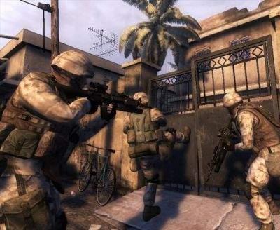 Screen z gry Six Days in Fallujah