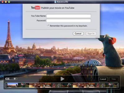 Snow Leopard od Apple z pełną obsługą YouTube