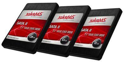 Nowe dyski SSD od takeMS