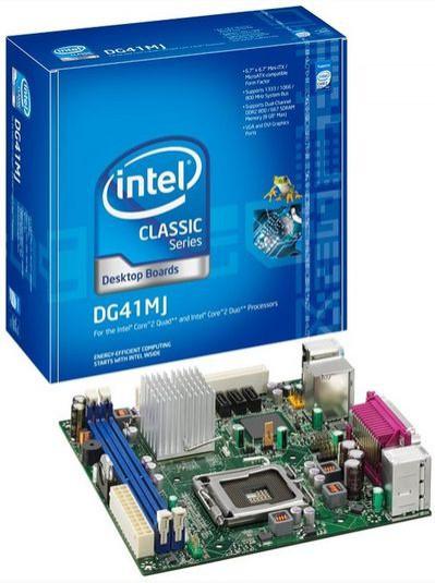 Intel prezentuje płyty główne przeznaczone dla niewielkich, energooszczędnych komputerów