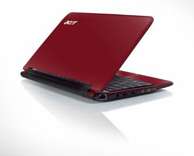 Aspire One 751h - netbook Acera z ekranem 11,6""
