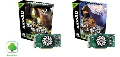 """Sześć """"zielonych"""" GeForce'ów od Inno3D"""