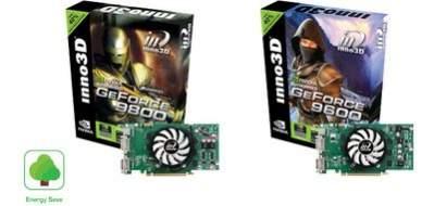 Energooszczędne nowości Inno3D