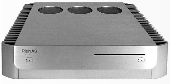 RipNAS Statement SSD - napęd NAS z dyskami SSD i funkcją rippowania płyt CD