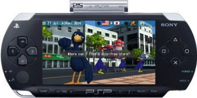 Ucz się języków z Sony PSP