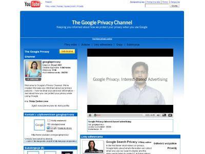Chroń prywatność przed Google