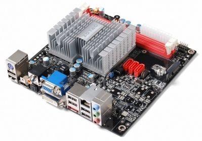 Zotac prezentuje płyty mini-ITX IONITX