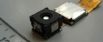Najmniejszy na świecie moduł aparatu cyfrowego rejestrujący filmy HD