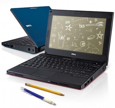 Latitude 2100, czyli edukacyjne netbooki Della z powłoką antybakteryjną oraz dotykowym LCD