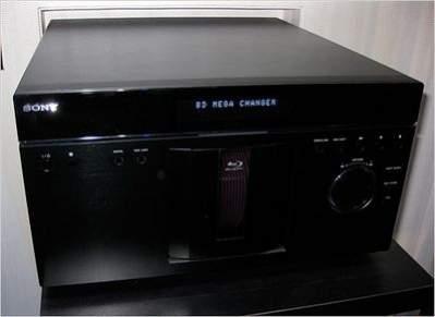Sony BDP-CX7000ES (źródło: sonyinsider.com)