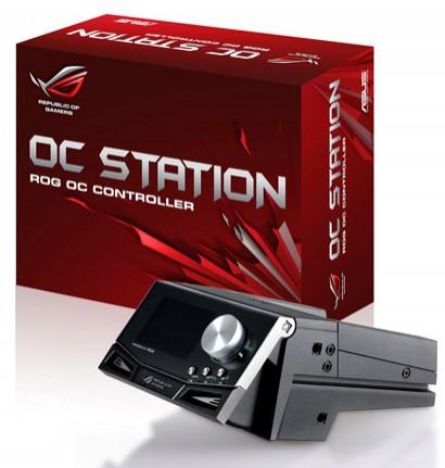Asus ROG OC Station - gratka dla graczy oficjalnie