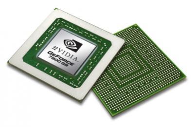 Chip GeForce 7800 GS