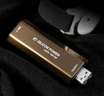 eSATA/USB SSD II