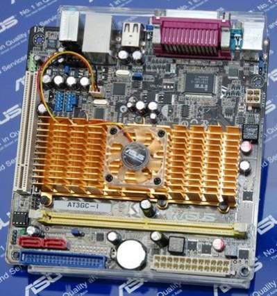 Asus AT3GC-I (źródło: Techconnect.com)