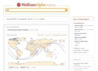 Wolfram|Alpha: więcej niż wyszukiwarka