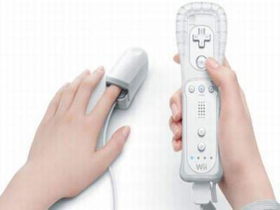 Wii Vitality Sensor - największa bzdura E3?