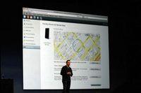 Google Maps w iPhone
