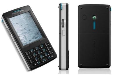 Piękne maleństwo Sony Ericsson