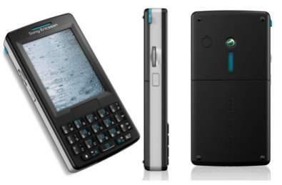 Sony Ericsson M600 (źródło: Sony Ericsson)