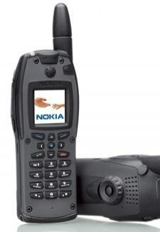 Nokia THR880i - telefon przystosowany do pracy w systemie TETRA