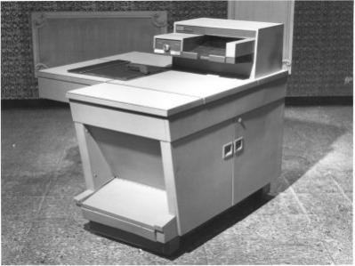 Xerox 914 (źródło: Xerox)