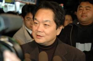 Ken Kutaragi w trakcie premiery Sony PSP