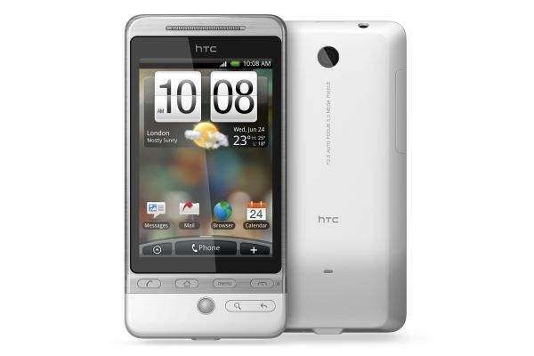 HTC Hero z nowym interfejsem użytkownika, Sense