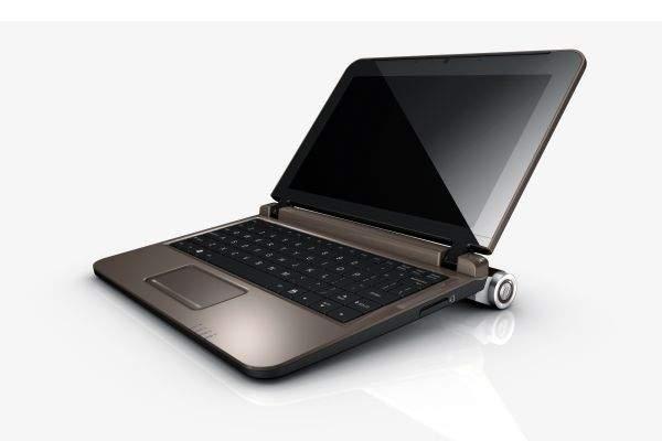 Smartbook Mobinnova N910, korzystający z układu Nvidia Tegra
