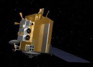 Lunar Reconnaissance Orbiter - rysunek koncepcyjny