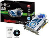 HIS prezentuje Radeona HD 4670 w wersji AGP
