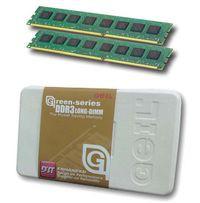 """GeIL prezentuje """"zielone"""" zestawy DDR3 korzystające z napięcia 1,3 V"""