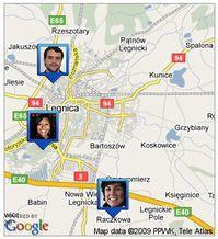 Google udostępnia Google Latitude w wersji dla iPhone'a
