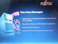 Udostępniona przez Fujitsu uboga informacja na temat nowego superszybkiego komputera dla graczy