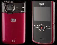 Kodak Zi8 - filmy Full HD w kieszeni