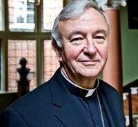 Vincent Nichols, arcybiskup Westminster, duchowy przywódca angielskich i walijskich katolików (źródło: Times.co.uk)
