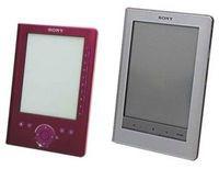 Specyfikacja nowych czytników e-booków firmy Sony