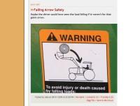 Safety Graphic Fun - specjaliści od BHP sieją postrach nie tylko w Polsce :-).