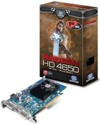 Radeon HD 4650 w wersji AGP