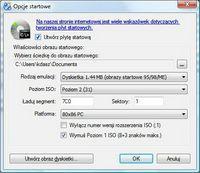CDBurnerXP to bardzo uniwersalny program. Pozwala nawet nagrywać płyty startowe.