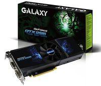 """Galaxy prezentuje """"podkręconego"""" GeForce'a GTX 295"""