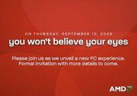 10 września: prezentacja kart graficznych AMD z obsługą DirectX 11