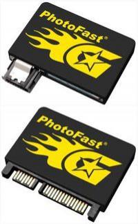 G-Monster miniSATA i miniDOM - miniaturowe dyski SSD od PhotoFast
