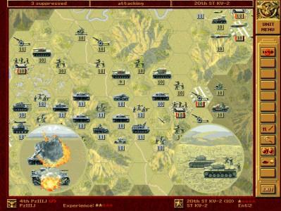 Panzer General - klasyczna gra strategiczna w tematyce II WŚ