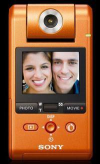 Sony MHS-PM1 - zdjęcia 5 MP i filmy HD w kieszeni